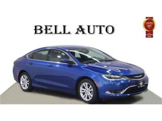 Used 2015 Chrysler 200 Limited Limited Limited Limited LIMITED BLUETOOTH for sale in North York, ON