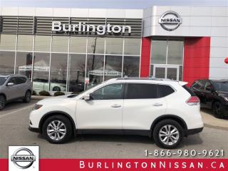 Used 2014 Nissan Rogue SV, FWD, ACCIDENT FREE ! for sale in Burlington, ON