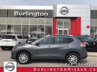 Used 2015 Nissan Rogue S, AWD, ACCIDENT FREE ! for sale in Burlington, ON