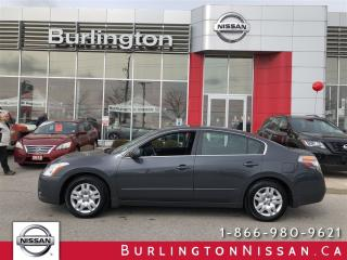 Used 2012 Nissan Altima 2.5 S, ACCIDENT FREE ONLY 79,000 KM'S ! for sale in Burlington, ON