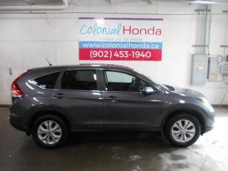 Used 2014 Honda CR-V EX POWER SUNROOF HEATED FRONT SEATS for sale in Halifax, NS