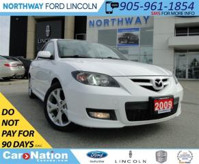 Used 2009 Mazda MAZDA3 GT | SUN ROOF | HEATED SEATS | for sale in Brantford, ON