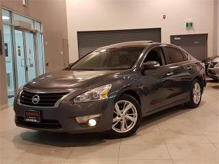 Used 2013 Nissan Altima 2.5 SL **LEATHER-ROOF-CAMERA-ALLOYS** for sale in York, ON
