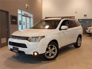 Used 2014 Mitsubishi Outlander GT **LEATHER-ROOF-BACK UP CAMERA-AWD** for sale in York, ON