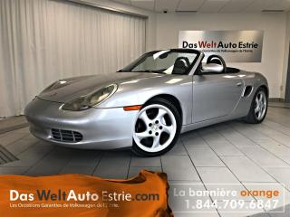 Used 2001 Porsche Boxster CONVERTIBLE for sale in Sherbrooke, QC