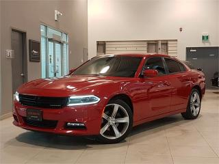 Used 2015 Dodge Charger SXT **LEATHER-NAVIGATION-CAMERA-WARRANTY** for sale in York, ON