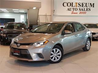 Used 2015 Toyota Corolla LE **AUTOMATIC-ONLY 25000KM-1 OWNER** for sale in York, ON