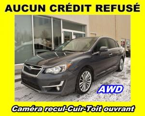 Used 2015 Subaru Impreza LIMITED AWD for sale in Saint-jerome, QC