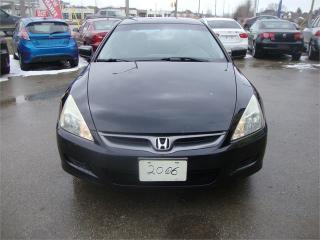 Used 2006 Honda Accord Cpe LX-G for sale in London, ON