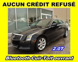 Used 2014 Cadillac ATS Cuir for sale in Saint-jerome, QC