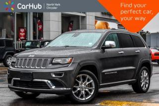 Used 2014 Jeep Grand Cherokee Summit AWD|Trailer Tow Pkg|Pano_Sunroof|Keyless_Go for sale in Thornhill, ON