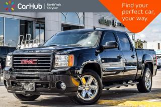 Used 2013 GMC Sierra 1500 SLT 4x4|Crew|Bedliner|Tonneau_Cover|BOSE Audio|Keyless_Entry for sale in Thornhill, ON