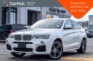 Used 2015 BMW X4 xDrive28i for sale in Thornhill, ON