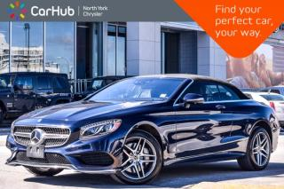 Used 2017 Mercedes-Benz S-Class S 550|Prem.,Warmth&Comfort,DriverAsst.,Burmester,Pkgs for sale in Thornhill, ON