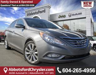 Used 2013 Hyundai Sonata 2.0T Limited *ACCIDENT FREE* for sale in Abbotsford, BC