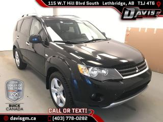 Used 2007 Mitsubishi Outlander XLS for sale in Lethbridge, AB