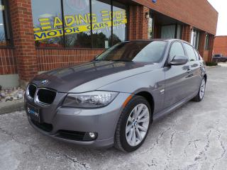 Used 2011 BMW 328 i xDrive 6 Speed, Navigation for sale in Woodbridge, ON
