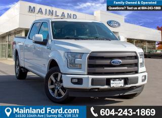 Used 2017 Ford F-150 Lariat for sale in Surrey, BC