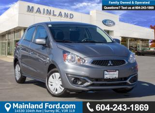 Used 2017 Mitsubishi Mirage ES ***ACCIDENT FREE*** for sale in Surrey, BC