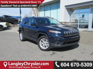 Used 2015 Jeep Cherokee Sport <b>*ACCIDENT FREE*LOW KMS*BLUETOOTH*<b> for sale in Surrey, BC