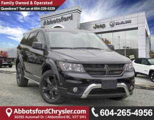 New 2018 Dodge Journey Crossroad for sale in Abbotsford, BC