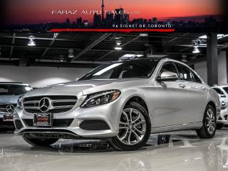 Used 2015 Mercedes-Benz C 300 NAVI|BLINDSPOT|REAR CAM|PANO|LOADED for sale in North York, ON