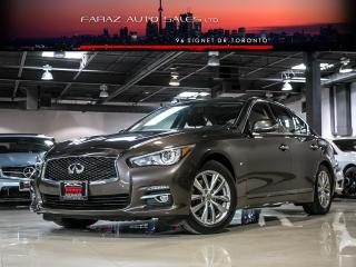 Used 2014 Infiniti Q50 AWD|NAVI|REAR CAM|BLUETOOOTH AUDIO|HEATED STEERING|LOADED for sale in North York, ON