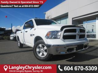 Used 2017 Dodge Ram 1500 SLT <B>*5.0 TOUCHSCREEN*BACKUP CAMERA*BLUETOOTH*<b> for sale in Surrey, BC