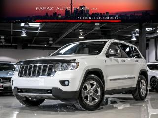 Used 2011 Jeep Grand Cherokee LIMITED|4X4|NAVI|REAR CAM|PANO|COOLEDSEATS|PUSH START|LOADED for sale in North York, ON