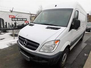 Used 2013 Mercedes-Benz Sprinter 2500 A/c for sale in Lemoyne, QC