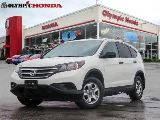 Used 2013 Honda CR-V LX for sale in Guelph, ON