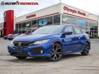 Used 2017 Honda Civic Sport for sale in Guelph, ON