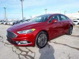 Used 2017 Ford Fusion SE, AWD, NAV, Roof, 18