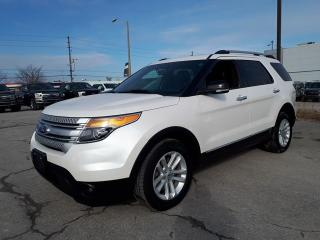 Used 2015 Ford Explorer XLT, 4WD, NAV, Leather, Roof for sale in Scarborough, ON