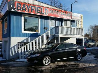 Used 2012 Lexus ES 350 **Navi/Reverse Camera/Heated & Cooled Seats** for sale in Barrie, ON