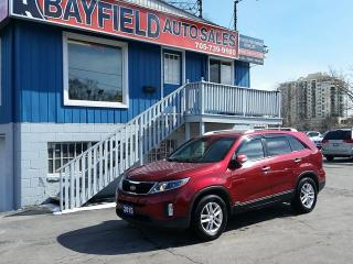 Used 2015 Kia Sorento AWD **Leather/Heated Seats/Reverse Camera** for sale in Barrie, ON