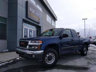 Used 2006 GMC Canyon Sl 3.5l for sale in Saint-georges, QC