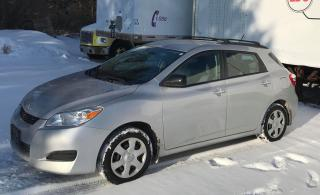 Used 2010 Toyota Matrix S for sale in Barrie, ON