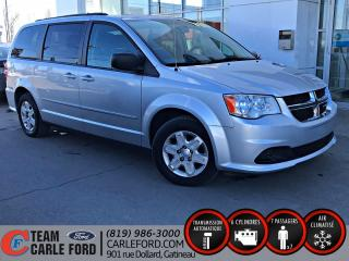 Used 2012 Dodge Grand Caravan Dodge Grand Caravan SXT 2012 for sale in Gatineau, QC