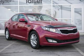 Used 2013 Kia Optima LX for sale in Quebec, QC