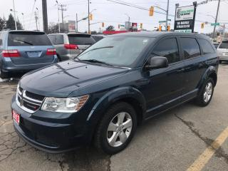 Used 2013 Dodge Journey SE Plus for sale in Waterloo, ON