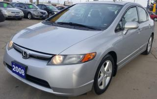 Used 2008 Honda Civic EX-L for sale in Hamilton, ON