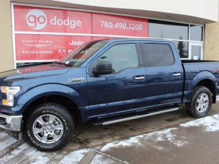 Used 2017 Ford F-150 XLT 4x4 SuperCrew Cab / Back Up Camera for sale in Edmonton, AB