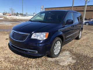 Used 2014 Chrysler Town & Country TOURING for sale in Stettler, AB