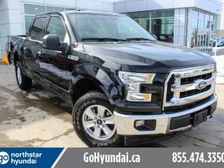 Used 2017 Ford F-150 XLT CREW/POWERSEAT/4X4/V8 for sale in Edmonton, AB