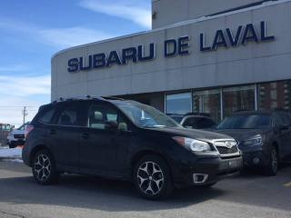 Used 2015 Subaru Forester 2.0XT Limited Awd ** Cuir et Navigation for sale in Laval, QC
