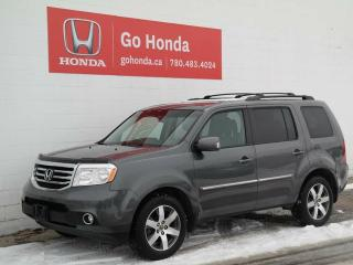 Used 2012 Honda Pilot TOUR for sale in Edmonton, AB