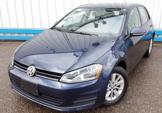 Used 2016 Volkswagen Golf TSI Trendline *HEATED SEATS* for sale in Kitchener, ON