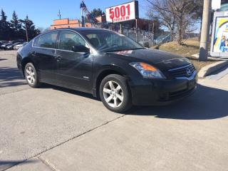 Used 2008 Nissan Altima HYBRID,AUTO,232KM,$3888. for sale in North York, ON