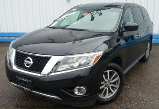 Used 2014 Nissan Pathfinder S *7 PASSENGER* for sale in Kitchener, ON